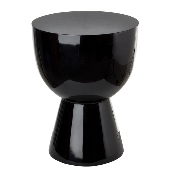 Pols Potten - Tam Tam Stool - Black / One Size - Lekker Home
