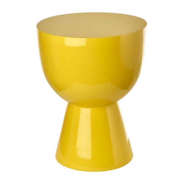 Pols Potten - Tam Tam Stool - Yellow / One Size - Lekker Home