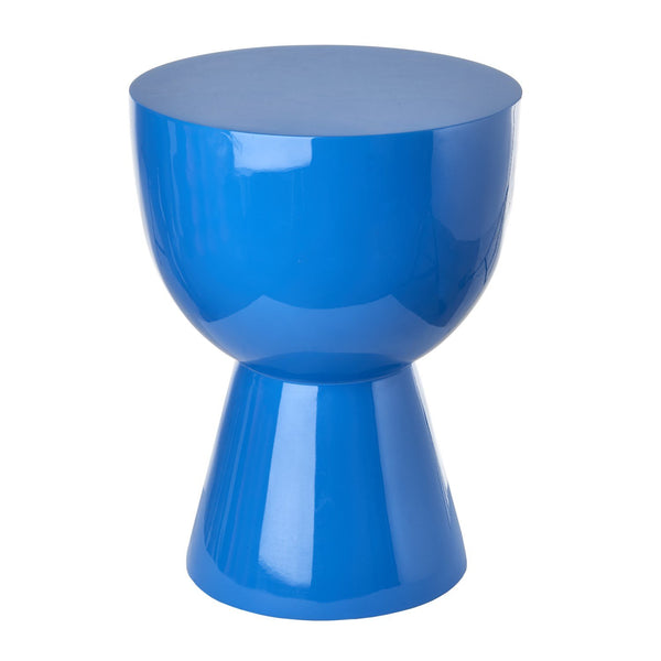 Pols Potten - Tam Tam Stool - Blue / One Size - Lekker Home