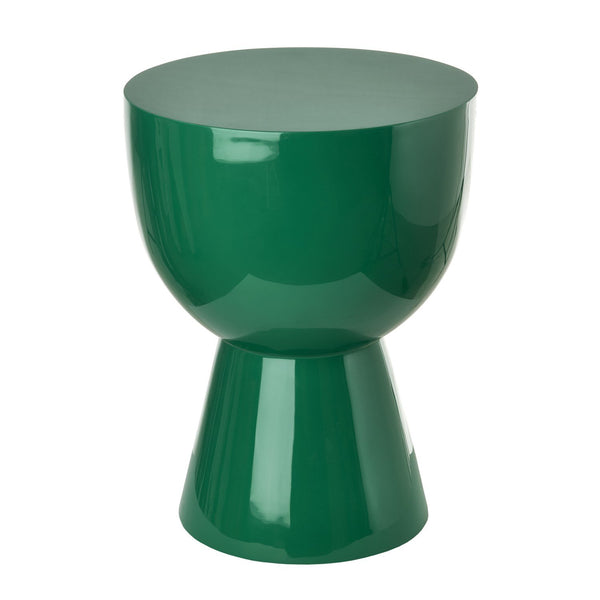 Pols Potten - Tam Tam Stool - Emerald Green / One Size - Lekker Home