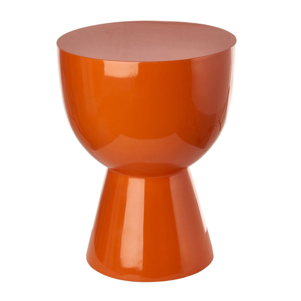 Pols Potten - Tam Tam Stool - Orange / One Size - Lekker Home