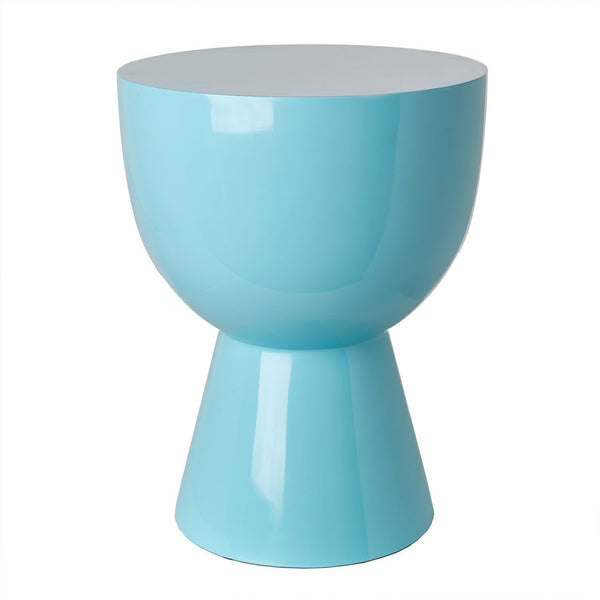 Pols Potten - Tam Tam Stool - Light Blue / One Size - Lekker Home