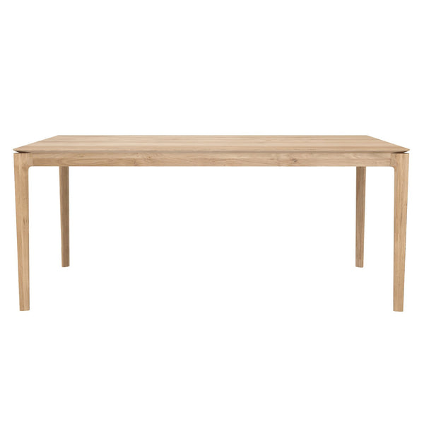 "Ethnicraft NV - Bok Dining Table - White Oak / 71"" - Lekker Home"