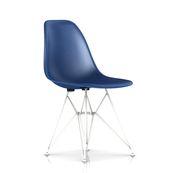Herman Miller - Eames® Molded Fiberglass Side Chair - Wire Base - Lekker Home - 26