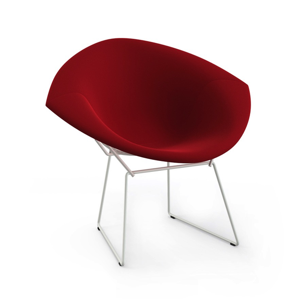 Knoll - Bertoia Diamond Chair with Full Cover - Lekker Home - 29