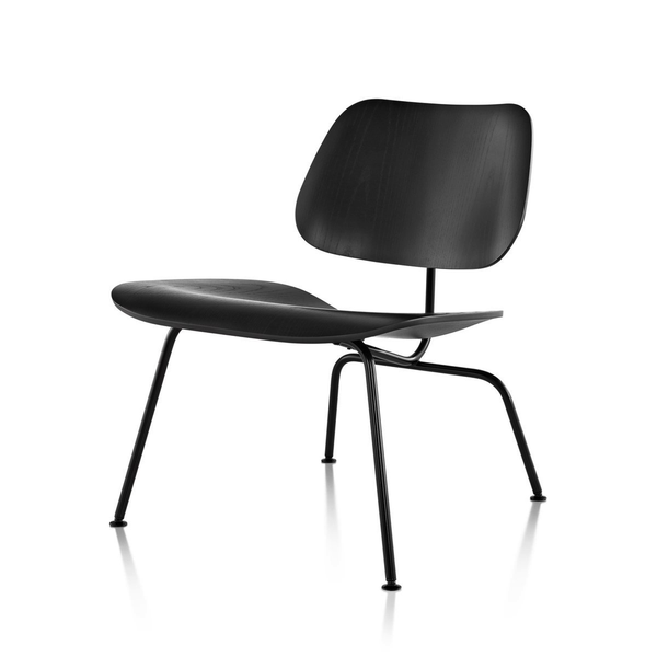 Herman Miller - Eames® Molded Plywood Lounge Chair - Metal Base - Lekker  Home ...