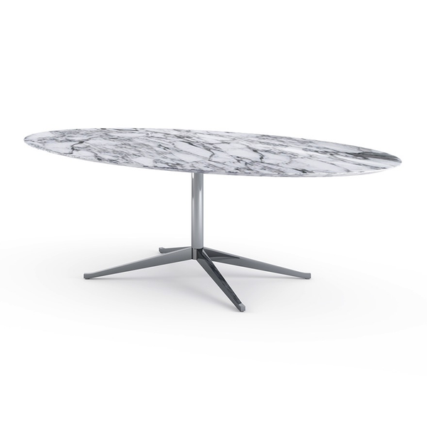 Knoll - Florence Knoll Table Desk Oval - Lekker Home - 12