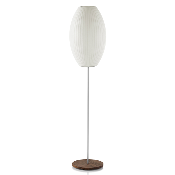 Herman Miller - Nelson™ Cigar Lotus Floor Lamp - Lekker Home - 1