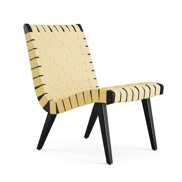 Knoll - Risom Armless Lounge Chair - Lekker Home - 6