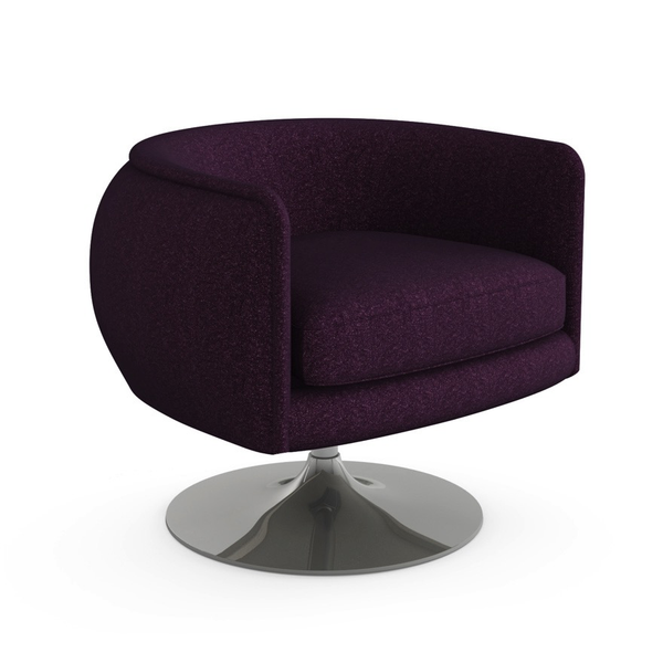 Knoll - D'Urso Swivel Chair - Lekker Home - 9