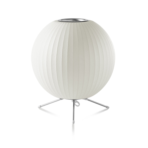 Herman Miller - Nelson™ Ball Tripod Lamp - Lekker Home