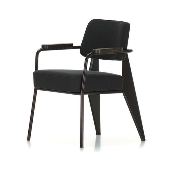 Vitra - Fauteuil Direction - Lekker Home - 1