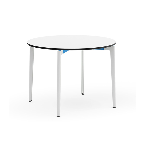 "Knoll - Stromborg Table Round 42"" - Lekker Home - 15"