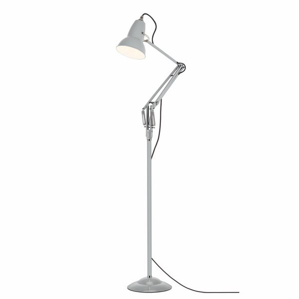 Anglepoise - Original 1227™ Floor Lamp - Dove Grey / One Size - Lekker Home