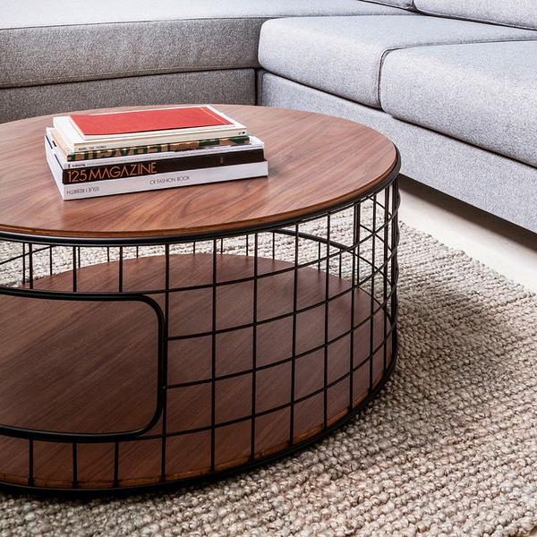 Gus Modern - Wireframe Coffee Table - Lekker Home - 3