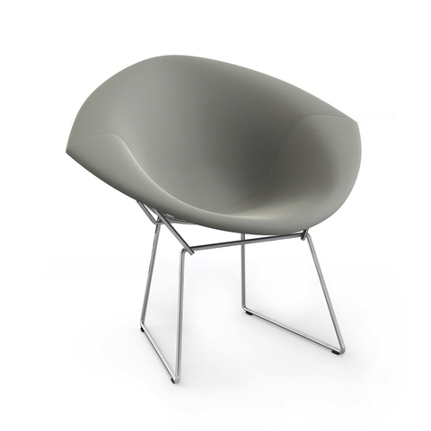 Knoll - Bertoia Diamond Chair with Full Cover - Lekker Home - 1