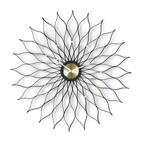 Vitra - Nelson™ Sunflower Clock - Lekker Home - 3