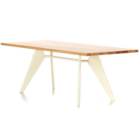 Vitra - EM Table - Wood - Lekker Home - 1