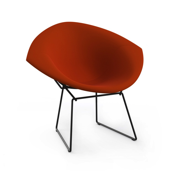 Knoll - Bertoia Diamond Chair with Full Cover - Lekker Home