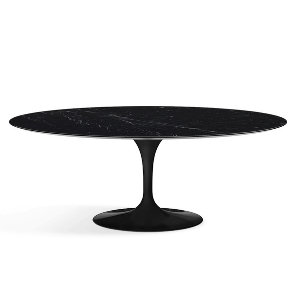 "Knoll - Saarinen Dining Table 78"" Oval - Lekker Home - 10"