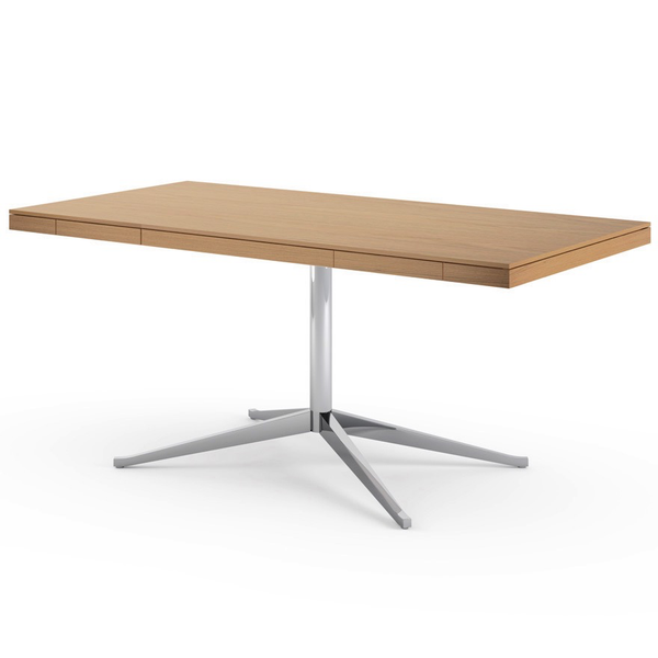 Knoll - Florence Knoll Executive Desk - Lekker Home - 10