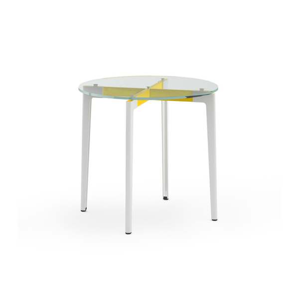 "Knoll - Stromborg Table Round 32"" - Lekker Home - 9"