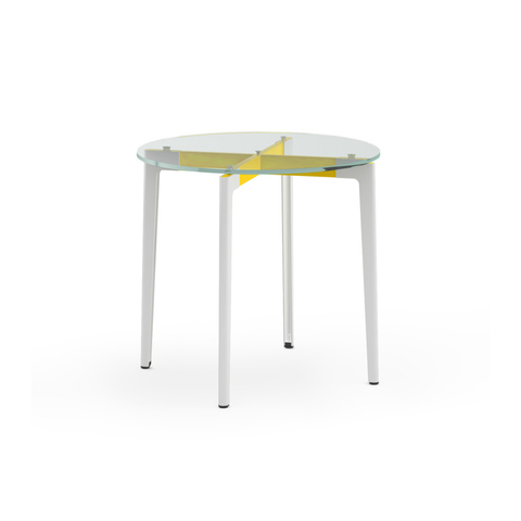 "Knoll - Stromborg Table Round 32"" - Lekker Home - 1"