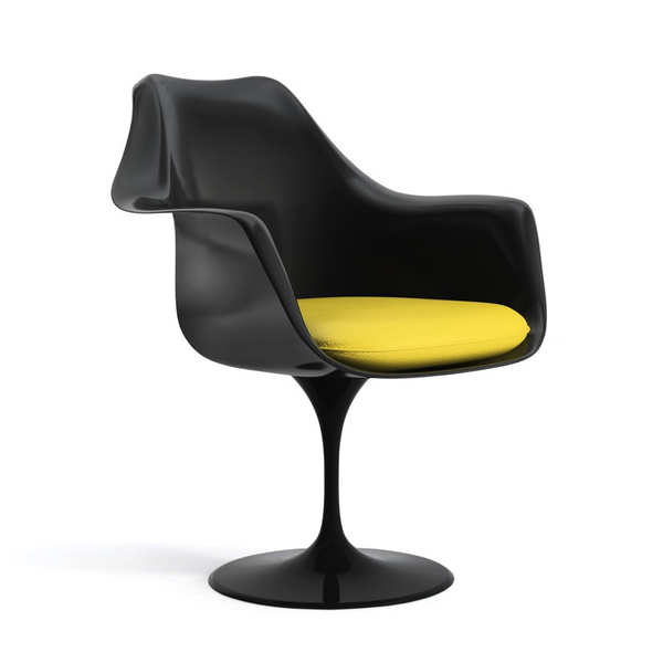 Knoll - Tulip Arm Chair - Lekker Home - 3