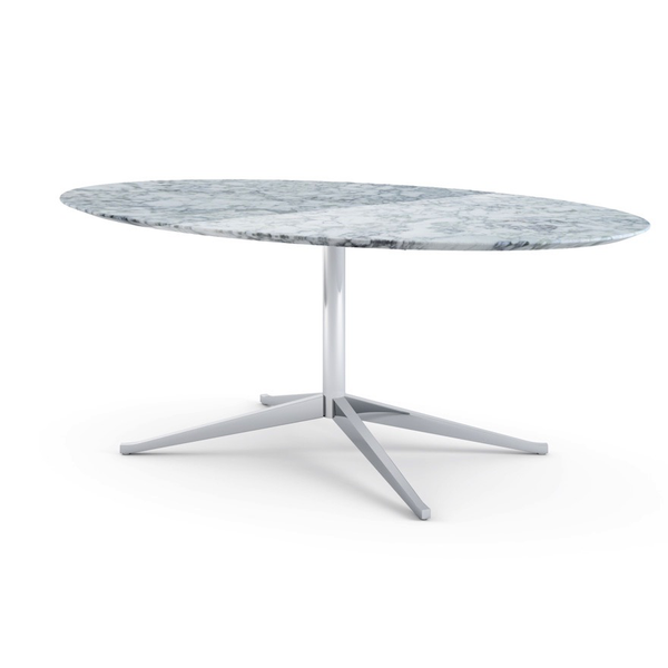 Knoll - Florence Knoll Table Desk Oval - Lekker Home - 10