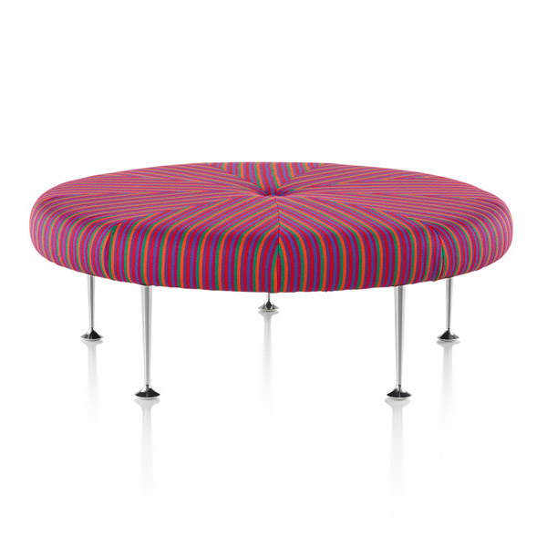 Herman Miller - Girard Color Wheel Ottoman - Lekker Home - 9
