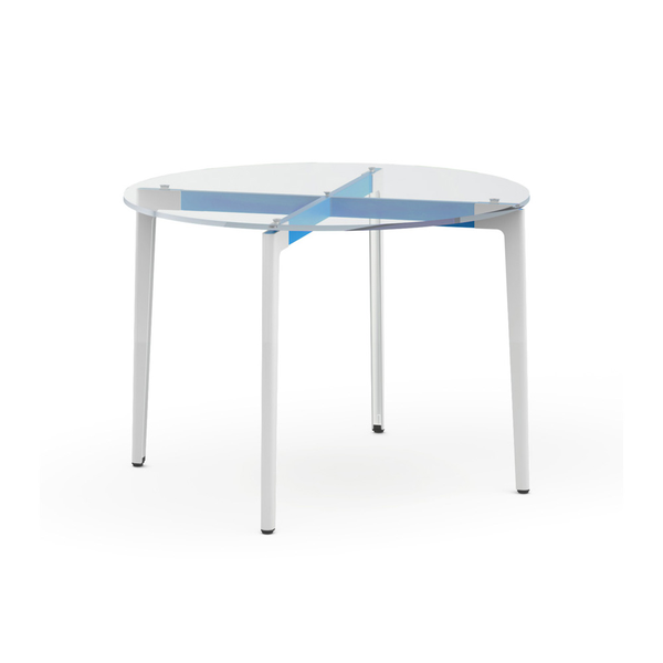 "Knoll - Stromborg Table Round 42"" - Lekker Home - 9"