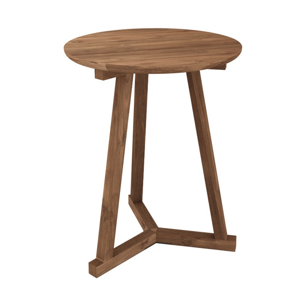 Ethnicraft NV - Tripod Side Table - Lekker Home - 2