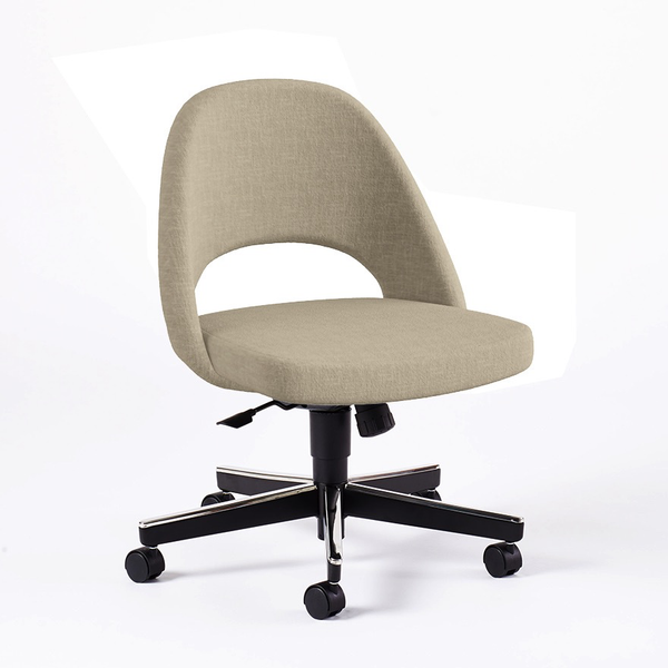 Knoll - Saarinen Executive Chair with Swivel Base - Lekker Home - 14