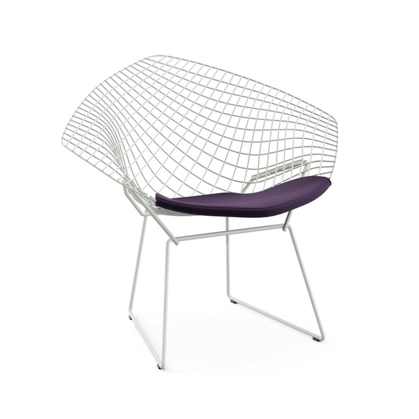 Knoll - Bertoia Diamond Chair - Lekker Home - 42