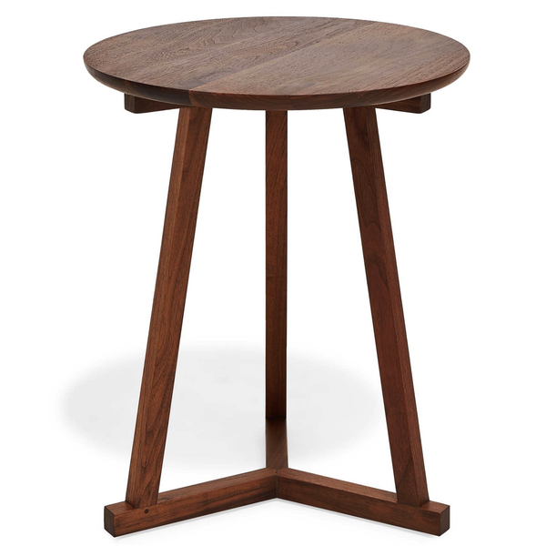 Ethnicraft NV - Tripod Side Table - Lekker Home - 5