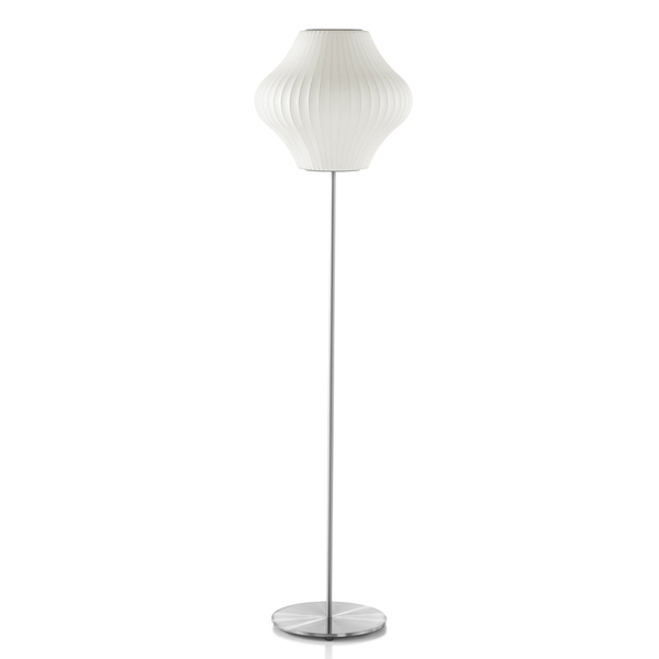 Herman Miller - Nelson™ Pear Lotus Floor Lamp - Lekker Home - 5