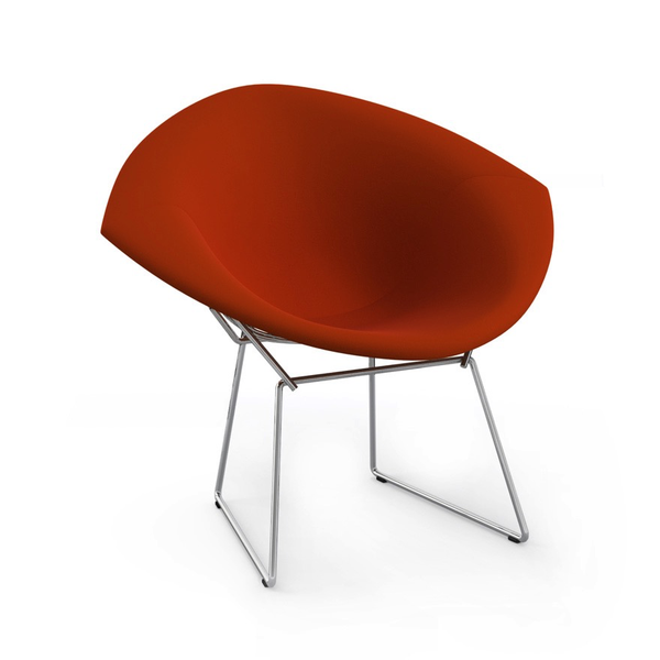 Knoll - Bertoia Diamond Chair with Full Cover - Lekker Home - 17