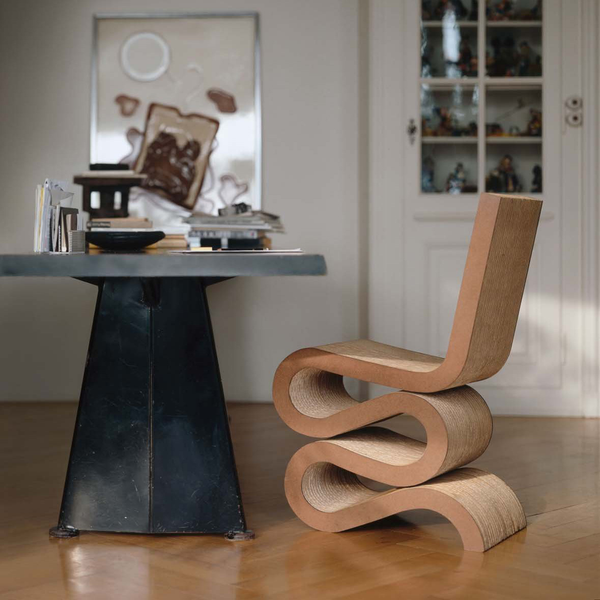 Vitra - Wiggle Side Chair - Lekker Home - 2