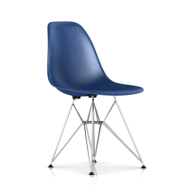 Herman Miller - Eames® Molded Fiberglass Side Chair - Wire Base - Lekker Home - 19