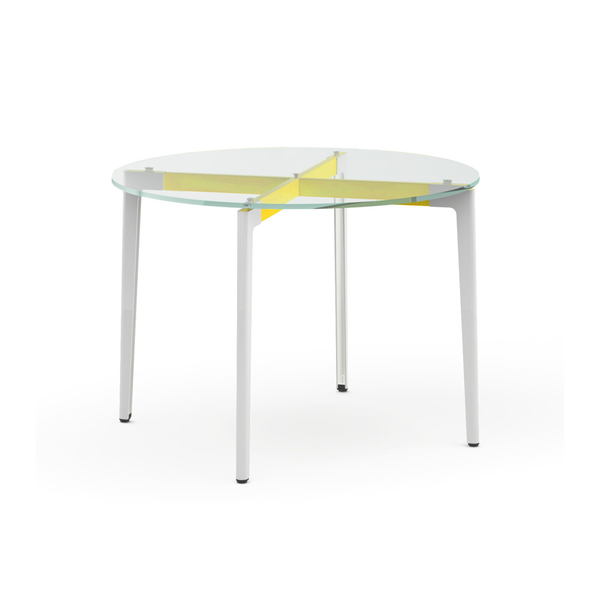 "Knoll - Stromborg Table Round 42"" - Lekker Home - 6"