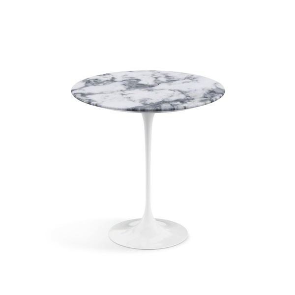 "Knoll - Saarinen Side Table 20"" Round - Lekker Home - 7"