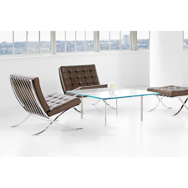 Knoll - Barcelona® Table - Lekker Home