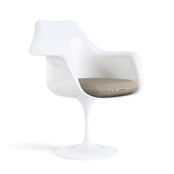 Knoll - Tulip Arm Chair - Lekker Home - 30