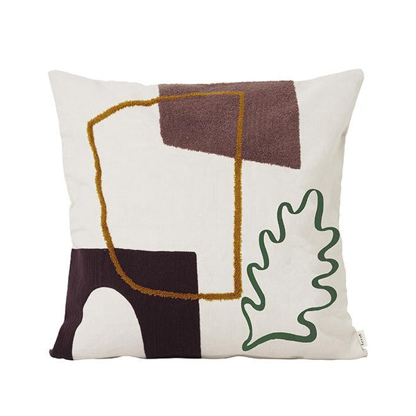 Ferm Living - Mirage Cushion - Lekker Home