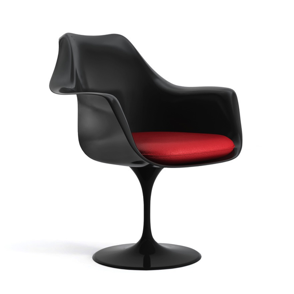Knoll - Tulip Arm Chair - Lekker Home - 24