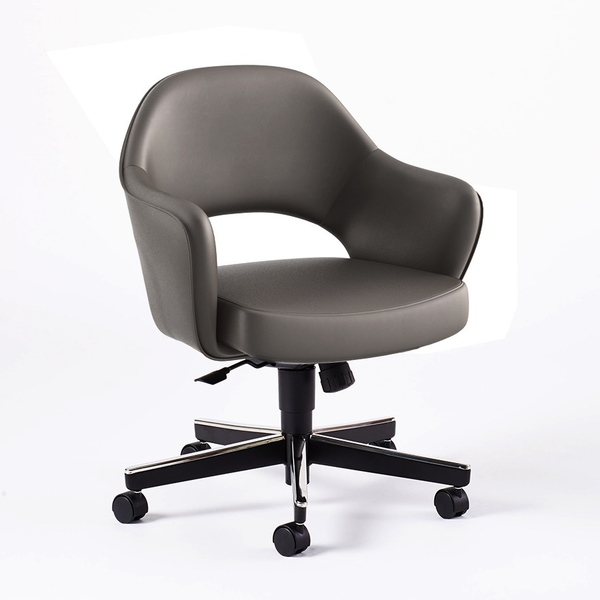 Knoll - Saarinen Executive Chair with Swivel Base - Lekker Home - 19