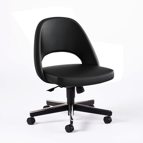 Knoll - Saarinen Executive Chair with Swivel Base - Lekker Home - 16