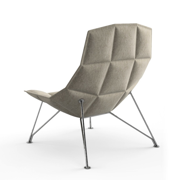 Knoll - Jehs+Laub Lounge Chair - Wire Base - Lekker Home - 4