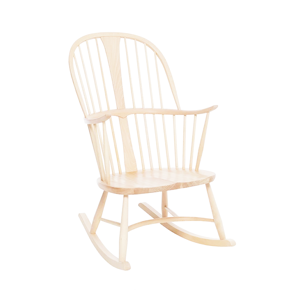 L. Ercolani - Originals Chairmakers Rocking Chair - Lekker Home