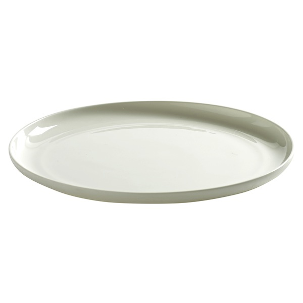 Serax - Base Low Plate - Matte White / Medium - Lekker Home